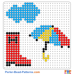 April weather perler bead patterns web 62a5c