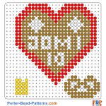 Oktoberfest perler bead patterns web 40d9d
