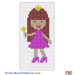 Princess perler bead patterns web 2ee7b