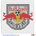Red Bull Salzburg perler bead patterns web 87c83