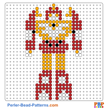 Perler Bead Pattern Transformers
