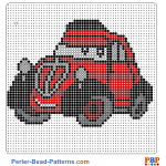 Uncle Topolino perler bead patterns web 27705