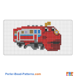 Wilson from Chuggington perler bead patterns web 26dbe