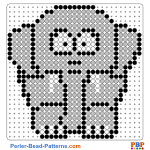 Zoo Animals perler bead patterns web 982e7